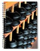 abacus III Spiral Notebook