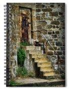 Abandon Hope Spiral Notebook