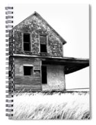 Abandoned And Alone 2 Spiral Notebook