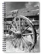 Farming Nostalgia Spiral Notebook
