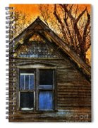 Abandoned Old House Spiral Notebook