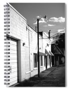 Abandoned Small Town Usa Spiral Notebook