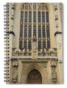 Abbey Door Spiral Notebook