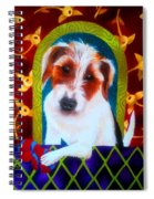 Abbey Spiral Notebook