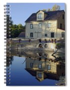 Abbotts Mill Spiral Notebook
