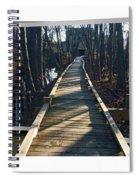 Abbotts Nature Trail Spiral Notebook