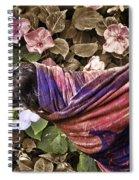 Abby's Bath Spiral Notebook