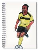 Abedi Pele Spiral Notebook