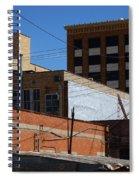 Abilene Rearview Spiral Notebook