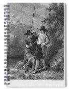 Absolon: Fishermen Spiral Notebook
