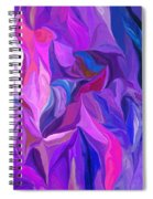 Abstract 022512 A Spiral Notebook