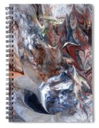 Abstract 060412 Spiral Notebook