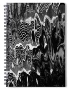Abstract 13b Spiral Notebook