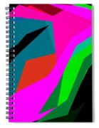 Abstract 14 Spiral Notebook