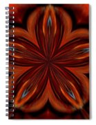 Abstract 16 Spiral Notebook
