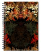 Abstract 178 Spiral Notebook