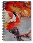 Abstract 1852321 Spiral Notebook