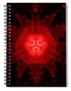 Abstract 20 - Rb Spiral Notebook