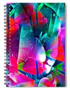 Abstract 250 Spiral Notebook