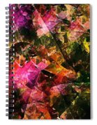 Abstract 270 Spiral Notebook