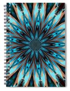 Abstract 37 Spiral Notebook