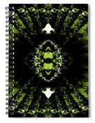 Abstract 38 Spiral Notebook