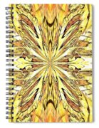 Abstract 46 Spiral Notebook
