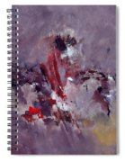 Abstract 6621301 Spiral Notebook