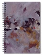 Abstract 6621303 Spiral Notebook