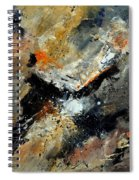 Abstract  6621802 Spiral Notebook