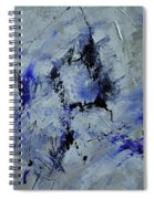 Abstract 6911212 Spiral Notebook