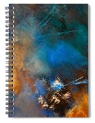 Abstract 69210151 Spiral Notebook