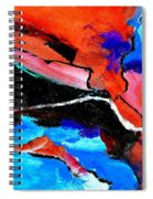 Abstract 69212022 Spiral Notebook