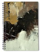 Abstract 698542 Spiral Notebook