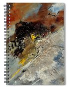 Abstract 7721601 Spiral Notebook