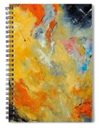 Abstract 8821012 Spiral Notebook