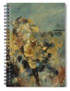 Abstract 8821015 Spiral Notebook