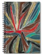 Abstract Art Sixteen Spiral Notebook