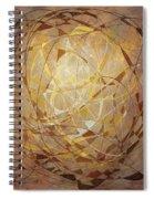 Abstract Art Twelve Spiral Notebook