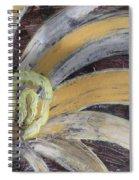 Abstract Ballerina Spiral Notebook