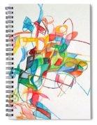 Elul 5 Spiral Notebook