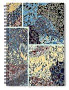 Abstract Fusion 111 Spiral Notebook