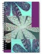 Abstract Fusion 149 Spiral Notebook