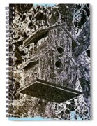 Abstract Fusion 160 Spiral Notebook