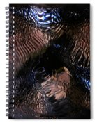 Abstract Photo 100111 Spiral Notebook