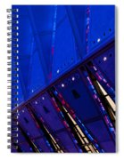 Academy Chapel Interior Spiral Notebook