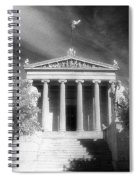 Academy Of Athens Spiral Notebook