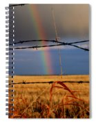 Access Denied Spiral Notebook