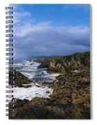 Achill Island, Atlantic Drive, Co Mayo Spiral Notebook