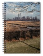 Across The River Spiral Notebook